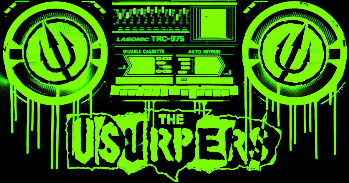 The Usurpers Boombox