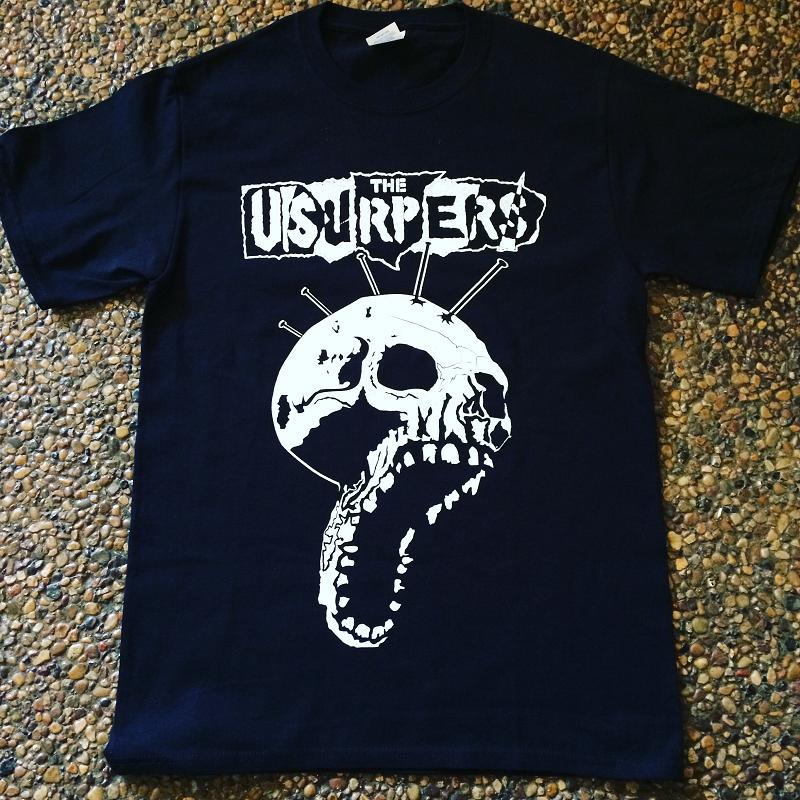 Usurpers Skull t-shirt